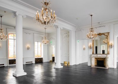 Paris – Hôtel du Duc – 400 personnes