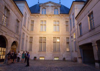 Paris – Musée Cognacq-Jay – 320 personnes