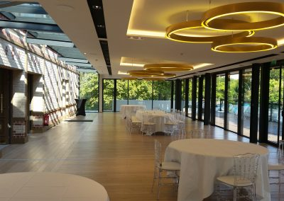 Paris – Pavillon Royal – 1 200 personnes