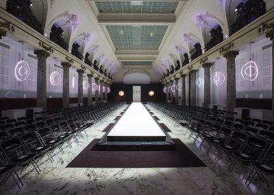 Paris – Pavillon Cambon Capucines – 1 200 personnes