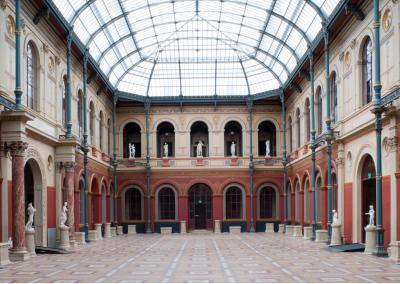 Paris – Beaux Arts – 1 400 personnes