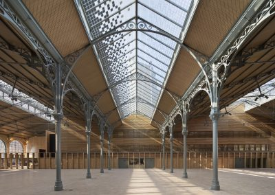 Paris – Le Carreau du Temple – 3 300 personnes