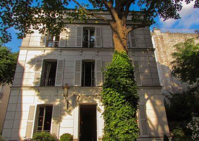 Paris – Hôtel Particulier Montmartre – 250 personnes