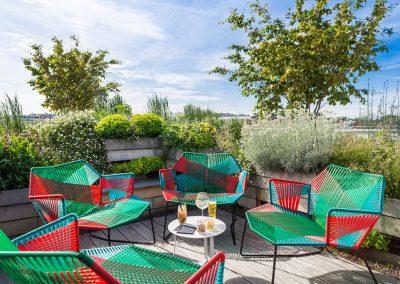 Paris – Toit Terrasse Molitor – 120 personnes