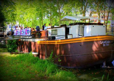 Toulouse – Péniche Samsara – 80 personnes