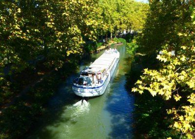 Toulouse – Péniche Saint Louis – 120 personnes
