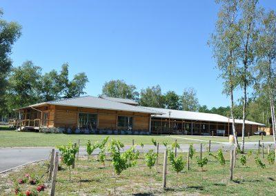 Bordeaux – Le Carré du Lac – 500 personnes