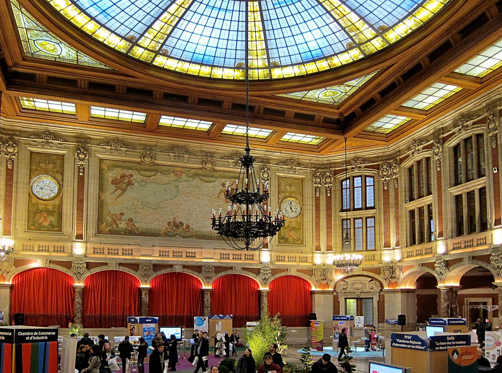 Lille cci grand lille lieux publics lieux priv s - Chambre des commerces strasbourg ...