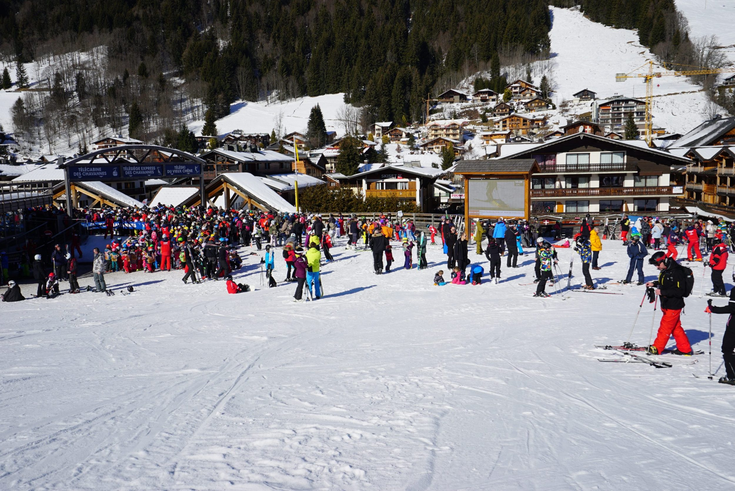 Station de Ski - Les Gets