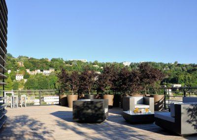 Lyon – Rooftop52 – 200 personnes