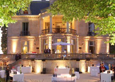 Bordeaux – Château Grattequina  – 1 200 personnes