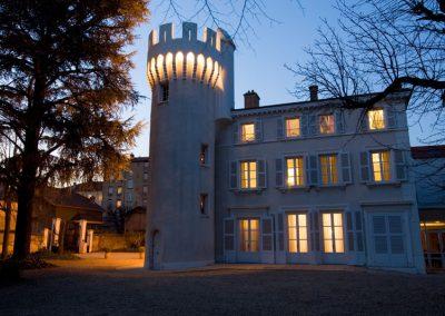 Lyon – Château de Montchat – 150 pers.