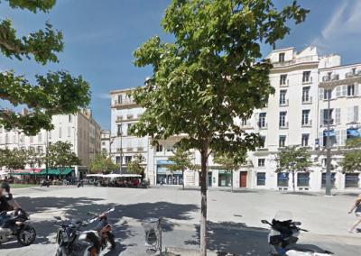 Marseille – Place Charle de Gaule
