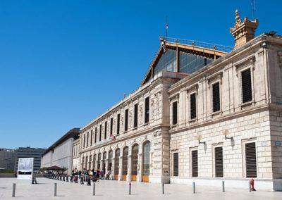 Marseille – Gare Marseille Sain-Charles