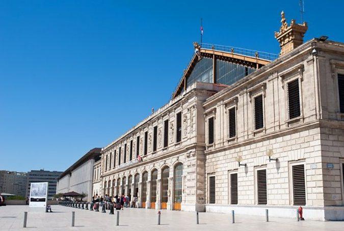 Gare Marseille Saint Charles