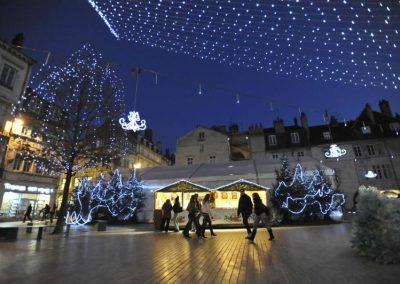 Besançon – Marché de Noël