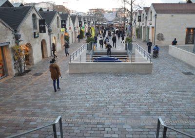 Paris – Bercy Village