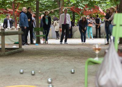 Paris – Tournoi de Pétanque – 75 Personnes