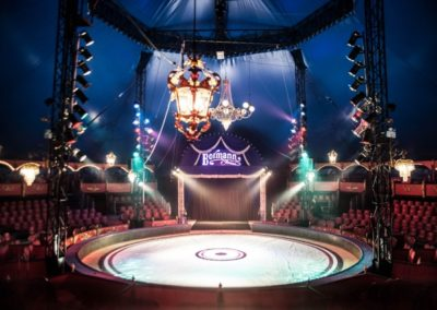 Paris – Cirque Bormann – 700 personnes