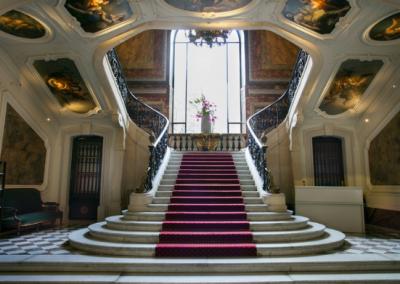 Paris – Hôtel le Marois – 600 personnes