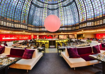 Paris – Brasserie Printemps – 500 personnes