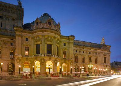 Paris – Restaurant Opéra Garnier – 1 000 personnes