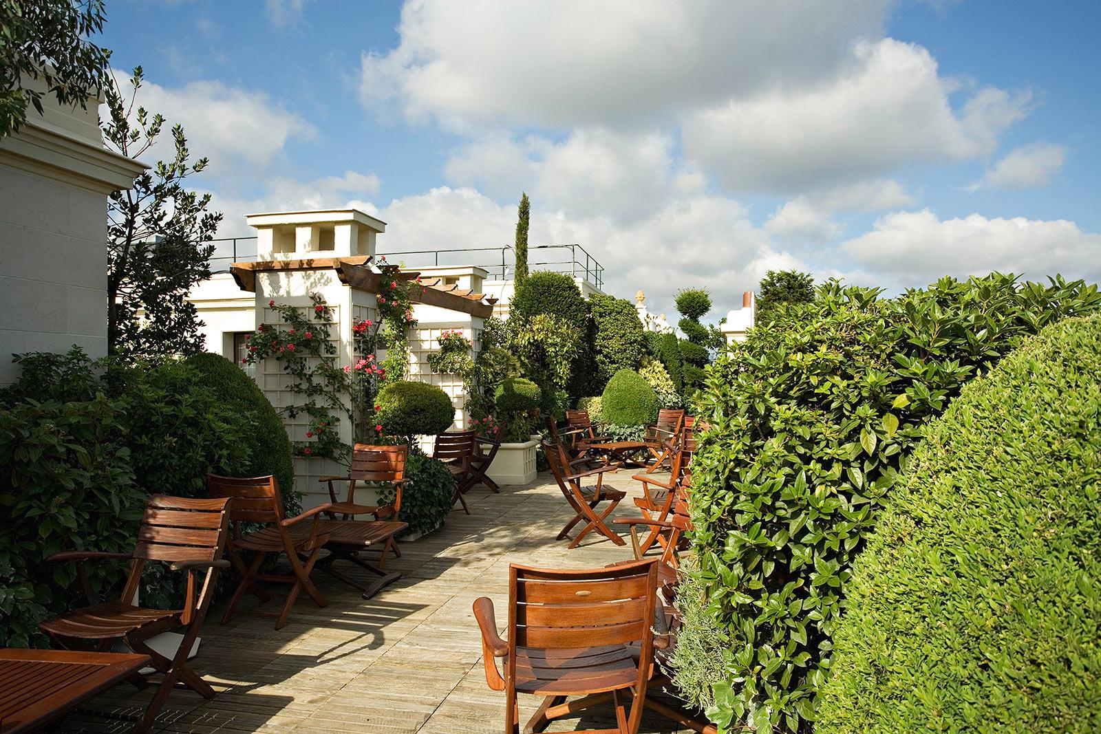 Terrasse Raphael