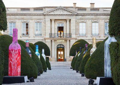 Bordeaux – Bernard Magrez – 450 personnes