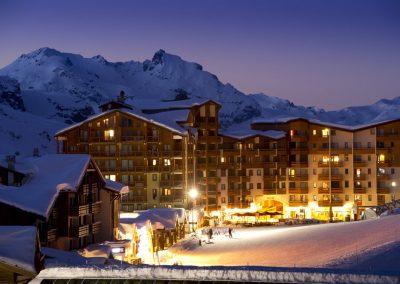 Les Menuires – Station de Ski