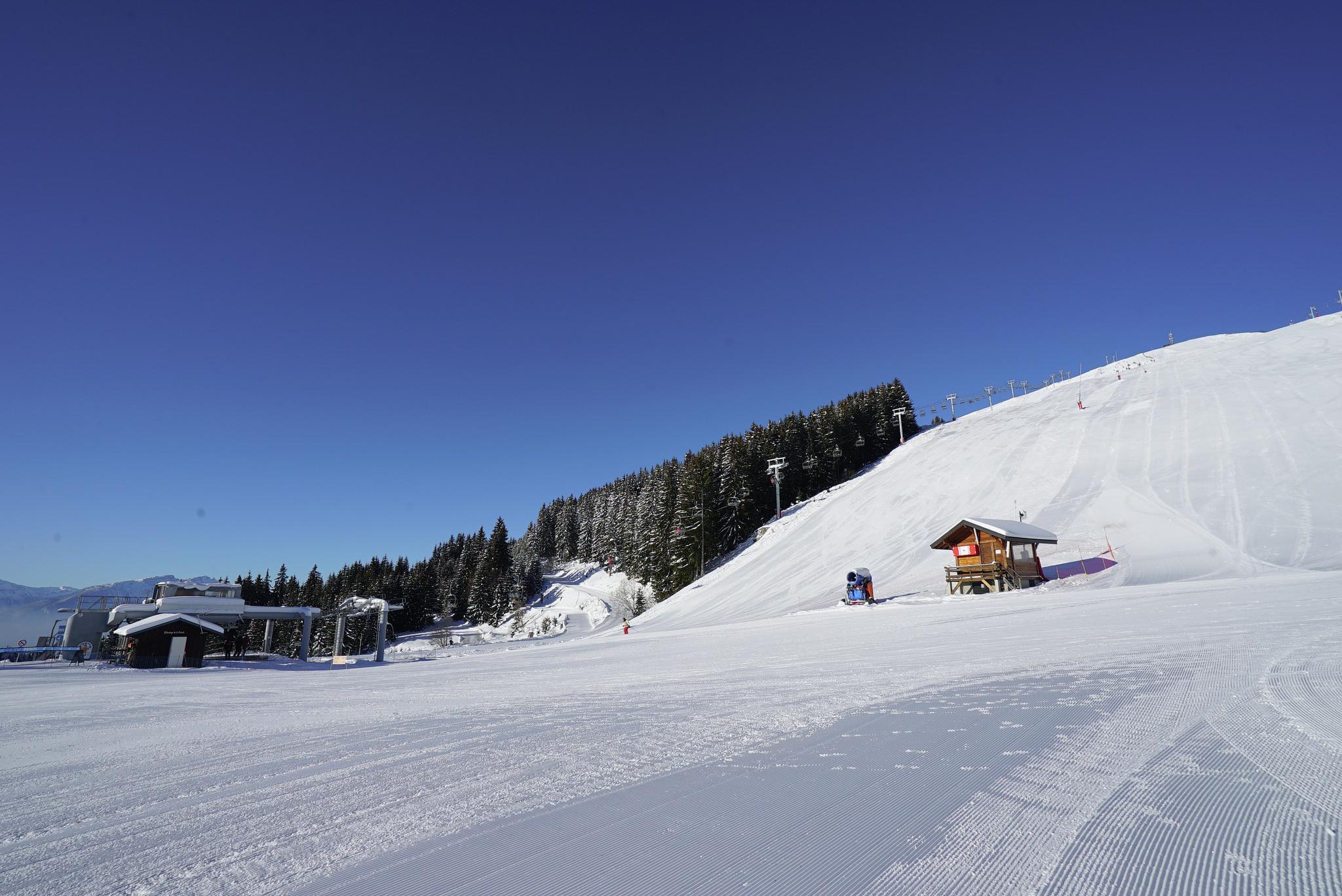 Station de Ski - Les Gets