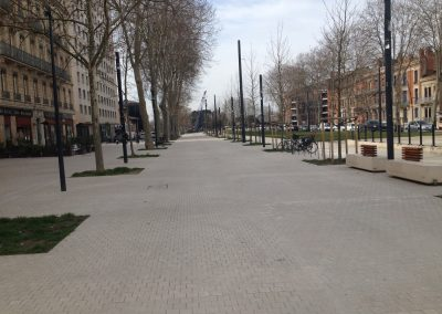 Toulouse – Allées Paul Fuéga