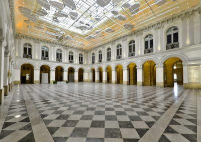 Bordeaux – Palais de la Bourse – 1 200 pers.