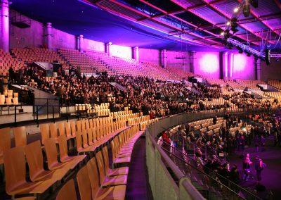 Lille – Grand Palais – 20 000 personnes
