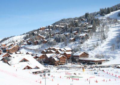Méribel – Station de Ski