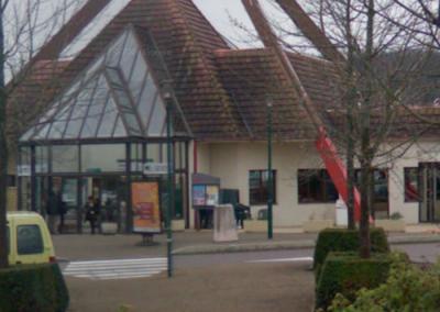 Auxerre – Aire de la Chaponne Avallon