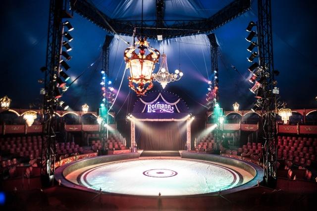 Cirque Borman