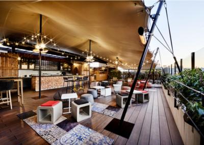 Paris – Rooftop Generator – 120 personnes